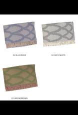 Klippan Bosquet 60% 40% Merino Wool Grey/White