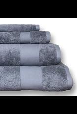 Cuddle Down Dark Grey Alexandria Hand Towel