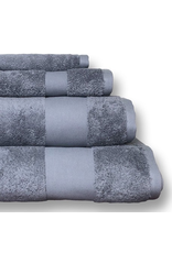 Cuddle Down Dark Grey Alexandria Wash Towel