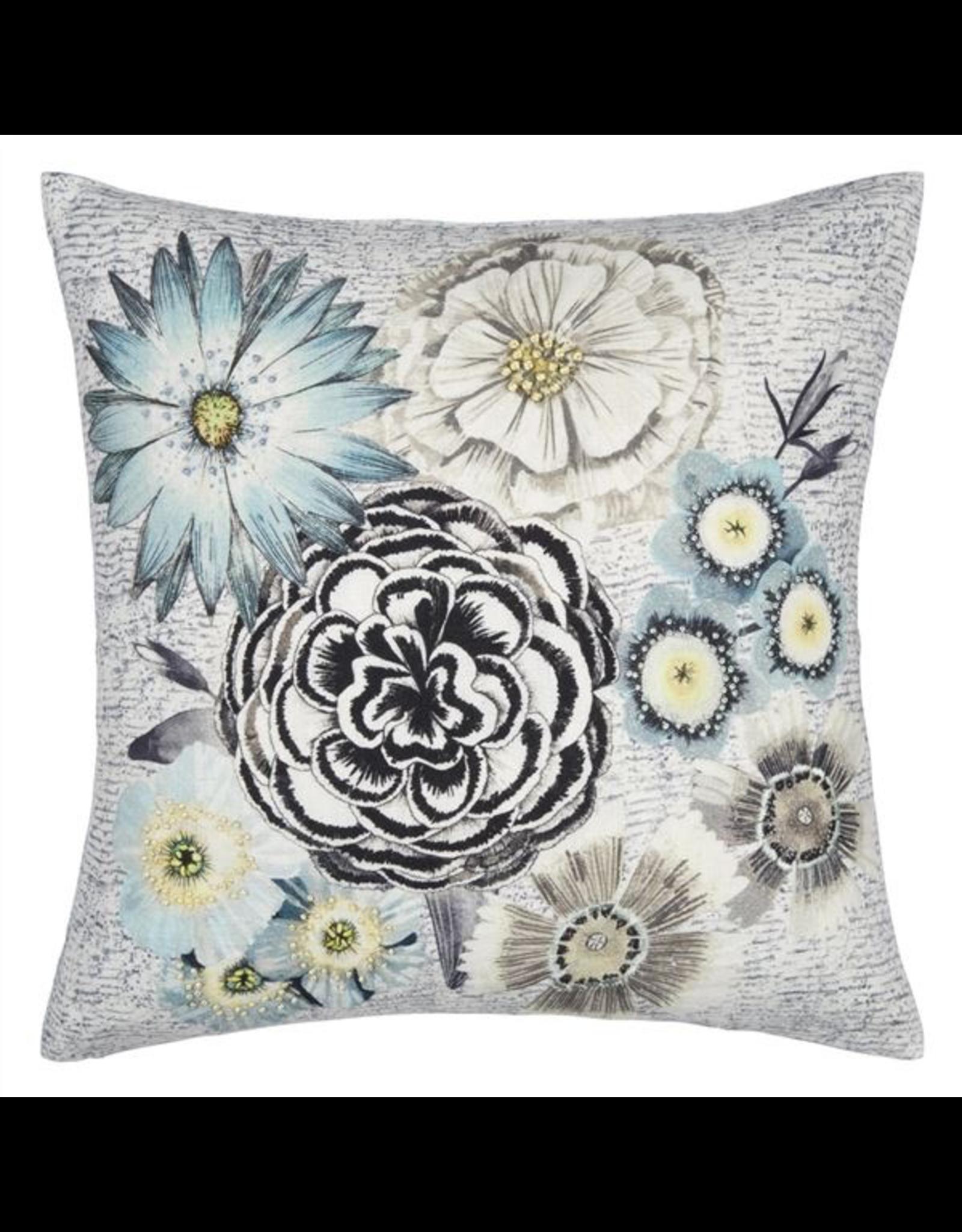 Designer's Guild DG Millefiori Cushion Delf 20X20