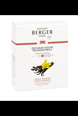 Lampe Berger Car Air Freshener - Vanilla Gourmet