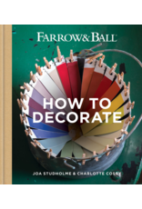 Farrow and Ball How To Decorate - English