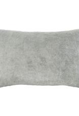 Vera Velvet Pillow Mint 16x24