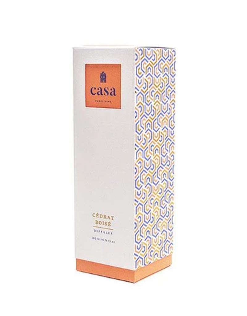 Aromasource Cedrat Boise Shea butter soap