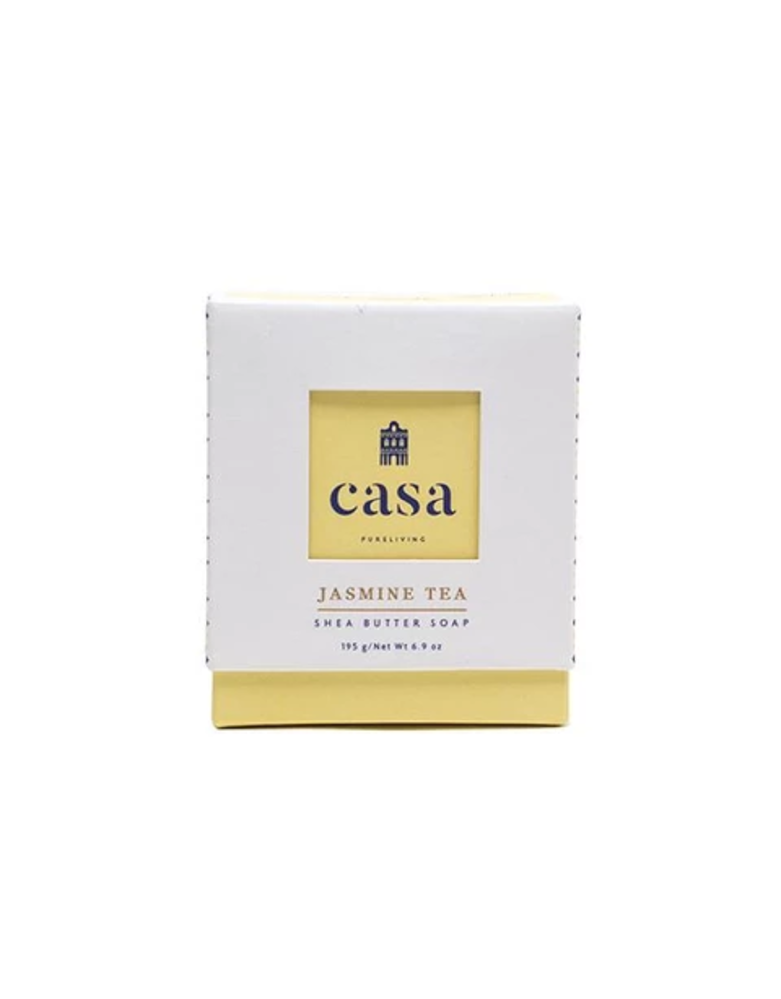 Aromasource Jasmine Tea Shea butter soap