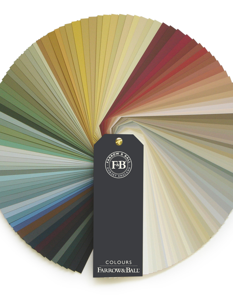 Farrow and Ball Medium Colour Book (NA)
