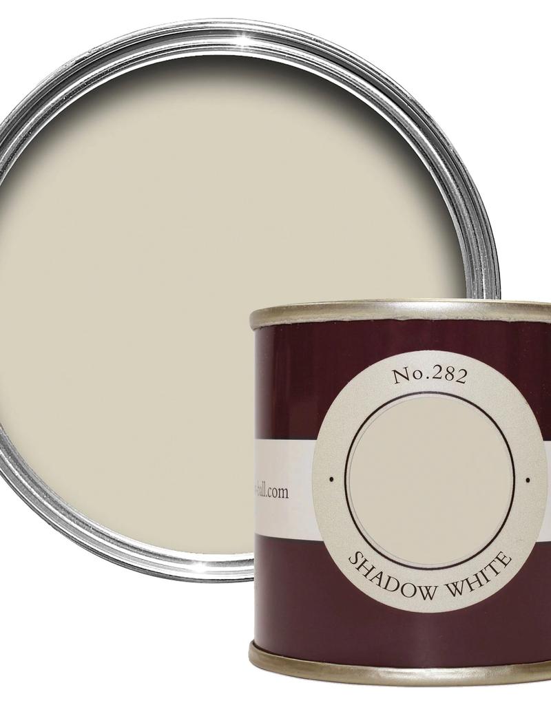 Farrow and Ball 100ml Sample Pot Shadow White No. 282