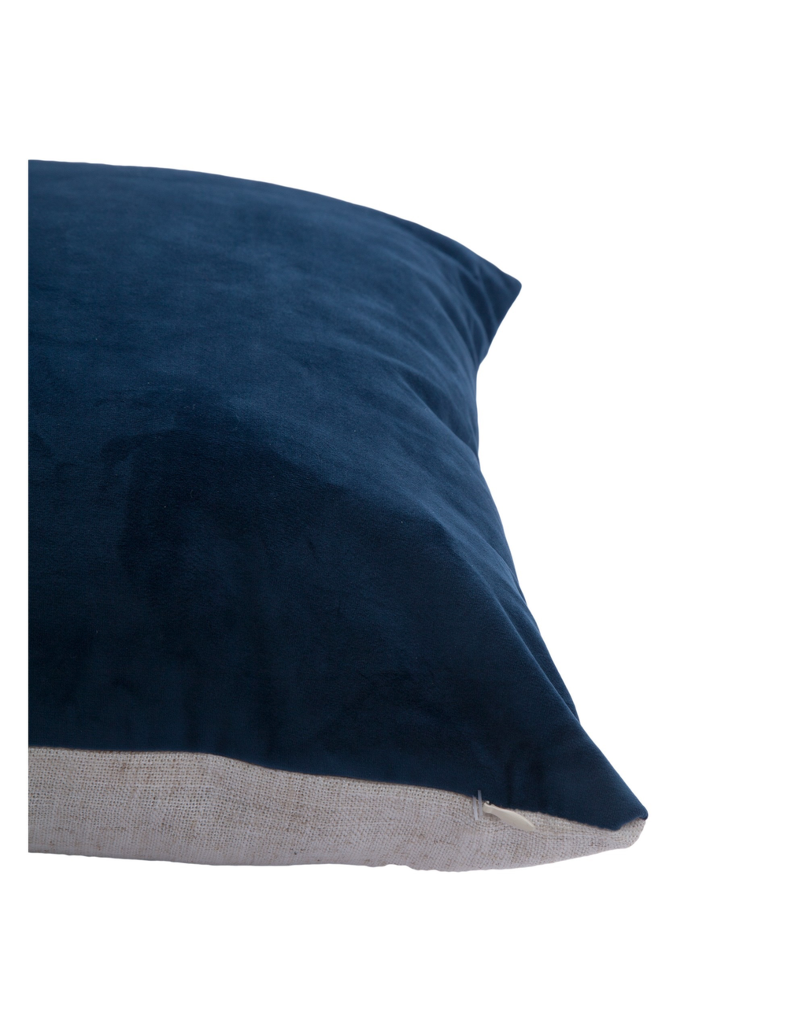 renwill Lapis Toss Cushion with Feather Filler 20X20