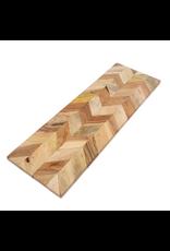 Herringbone Cheese Board
