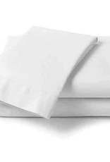 Cuddle Down Percale Deluxe Sheet, Queen Fitted, #10 White