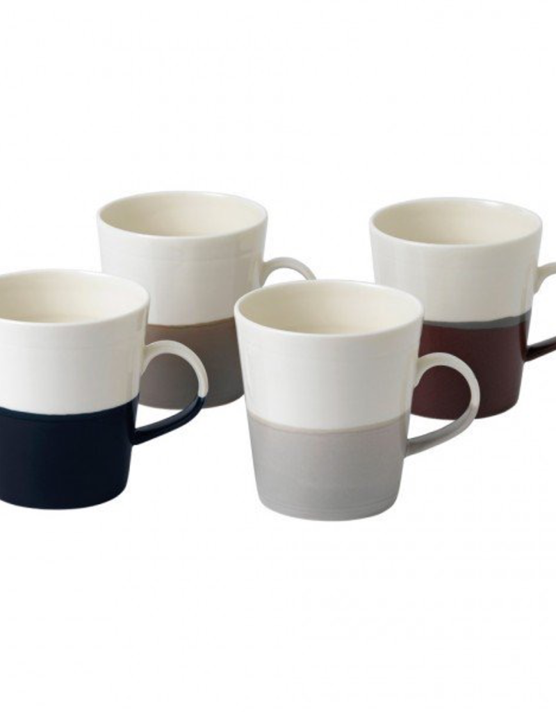 WWRD Coffee Studio Grande Mug, Set of 4