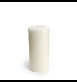 Pine Center Everyday Pillar Candle Ivory-M