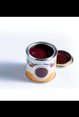 Farrow and Ball 100ml Sample Pot NHM Deep Reddish Brown No.W101