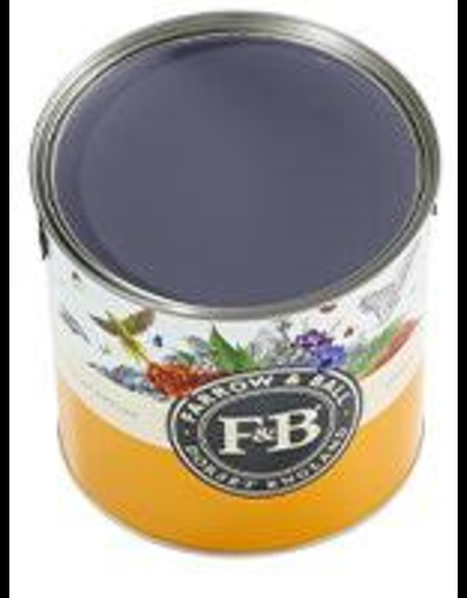 Farrow and Ball US Gallon Modern Emulsion NHM Imperial Purple No.W40