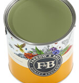 Farrow and Ball US Gallon Modern Emulsion NHM Sap Green No.W56