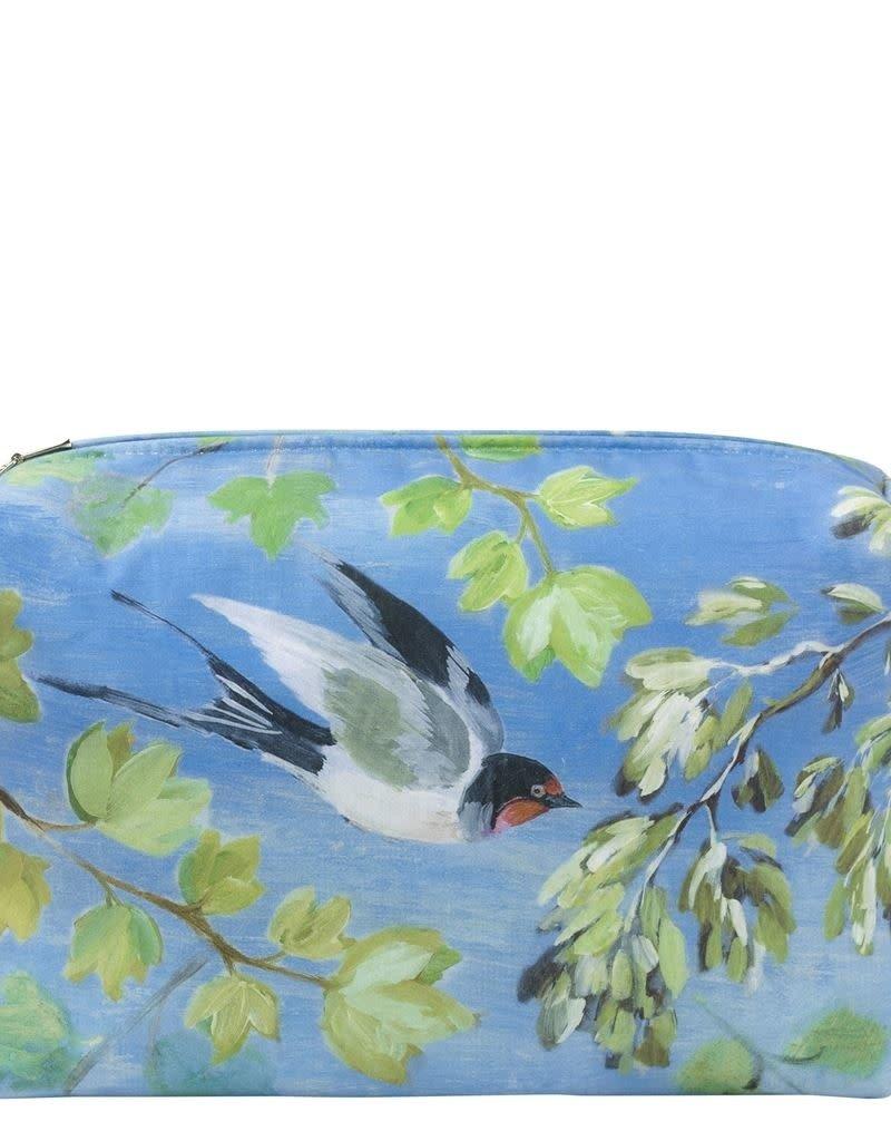 Designer's Guild Designer's Guild Giardino Segreto Cornflower Washbag Large