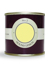 Farrow and Ball 100ml Sample Pot Hound Lemon No. 2