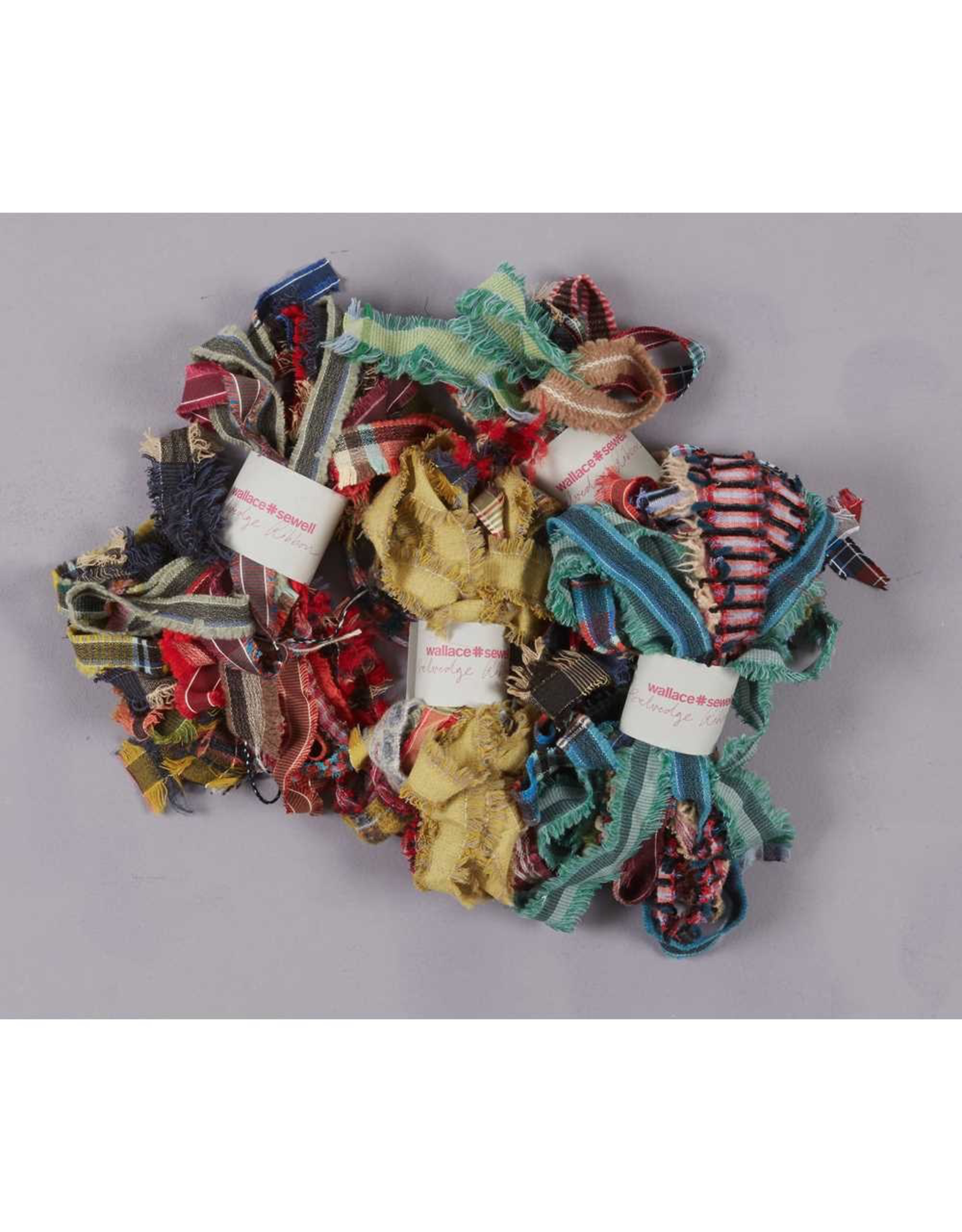 Wallace Sewell Wallace & Sewell Braid Bundle Multi Color
