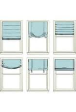 Bespoke Bespoke Sewing Cased Shades or Studio Shade/ sq ft.