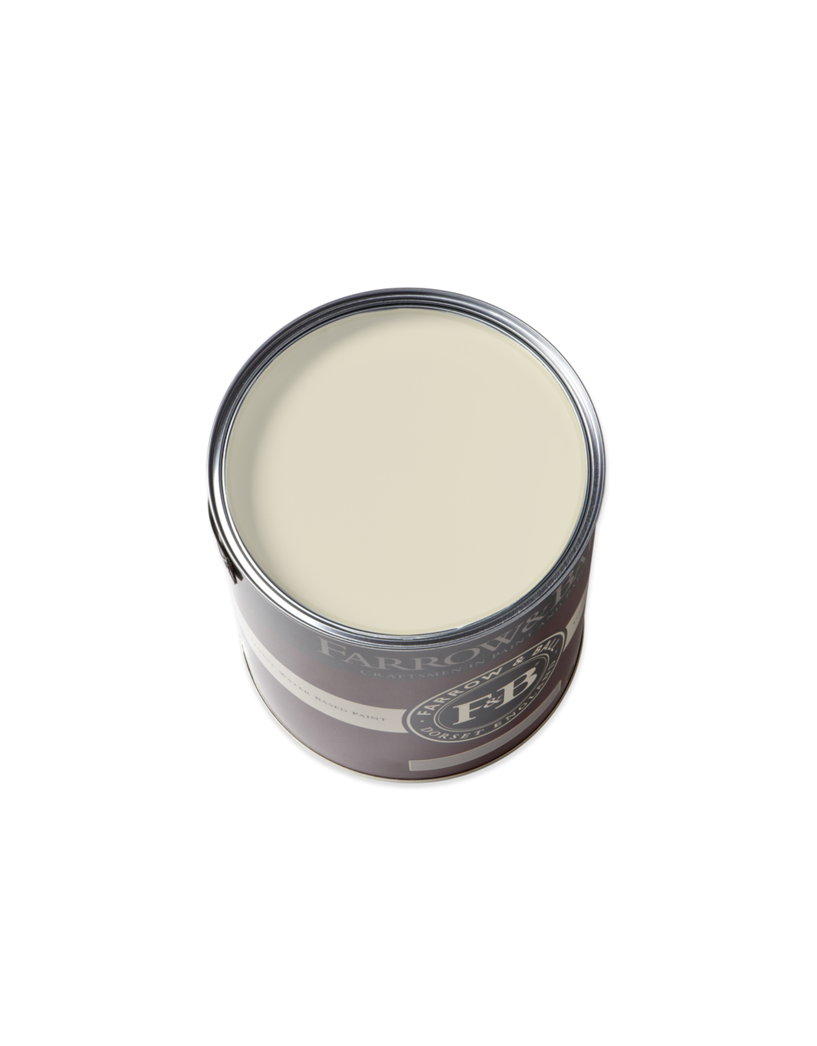 Farrow and Ball Gallon Modern Emulsion Lime White No. 1