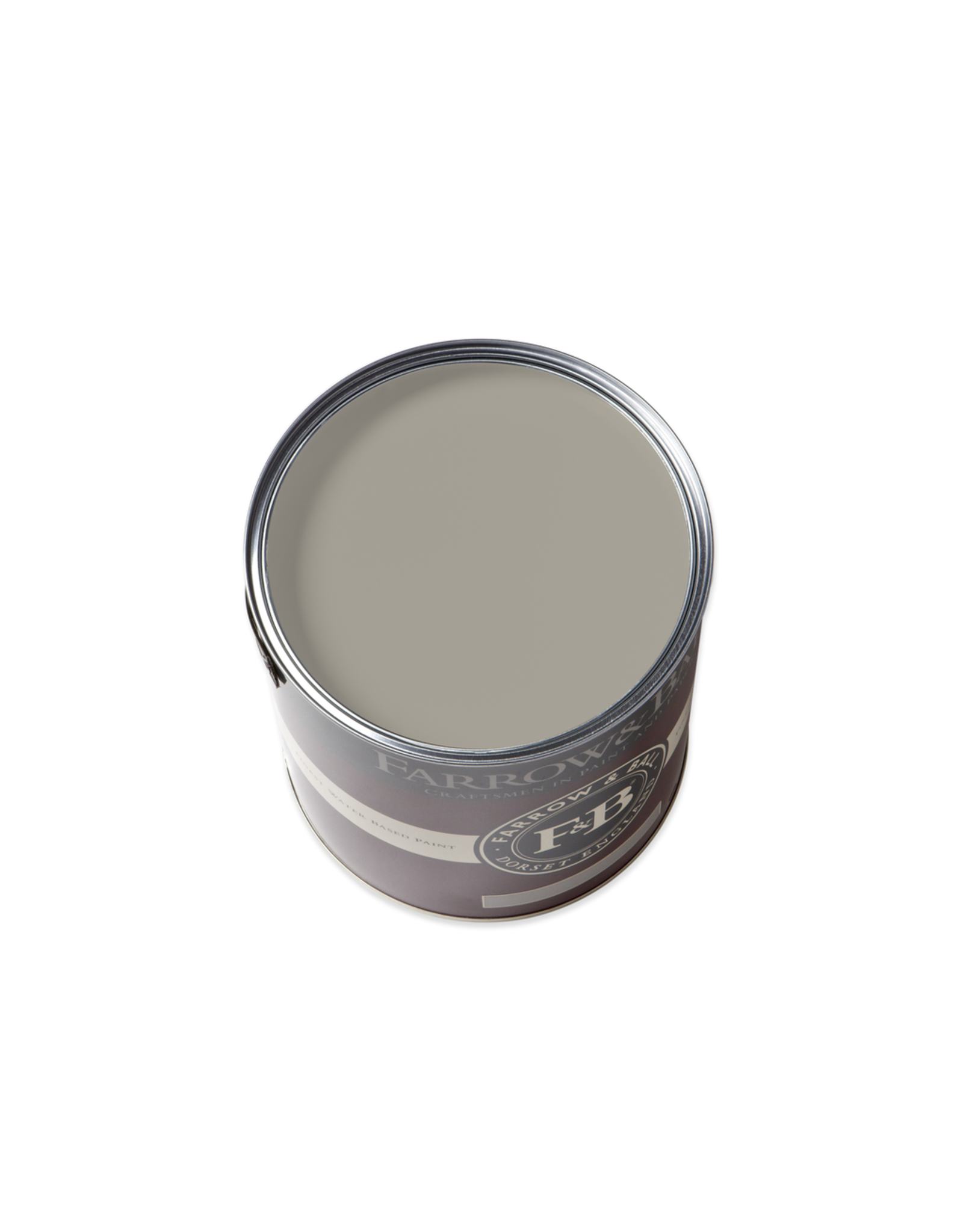 Farrow and Ball Gallon Modern Emulsion Hardwick White No. 5