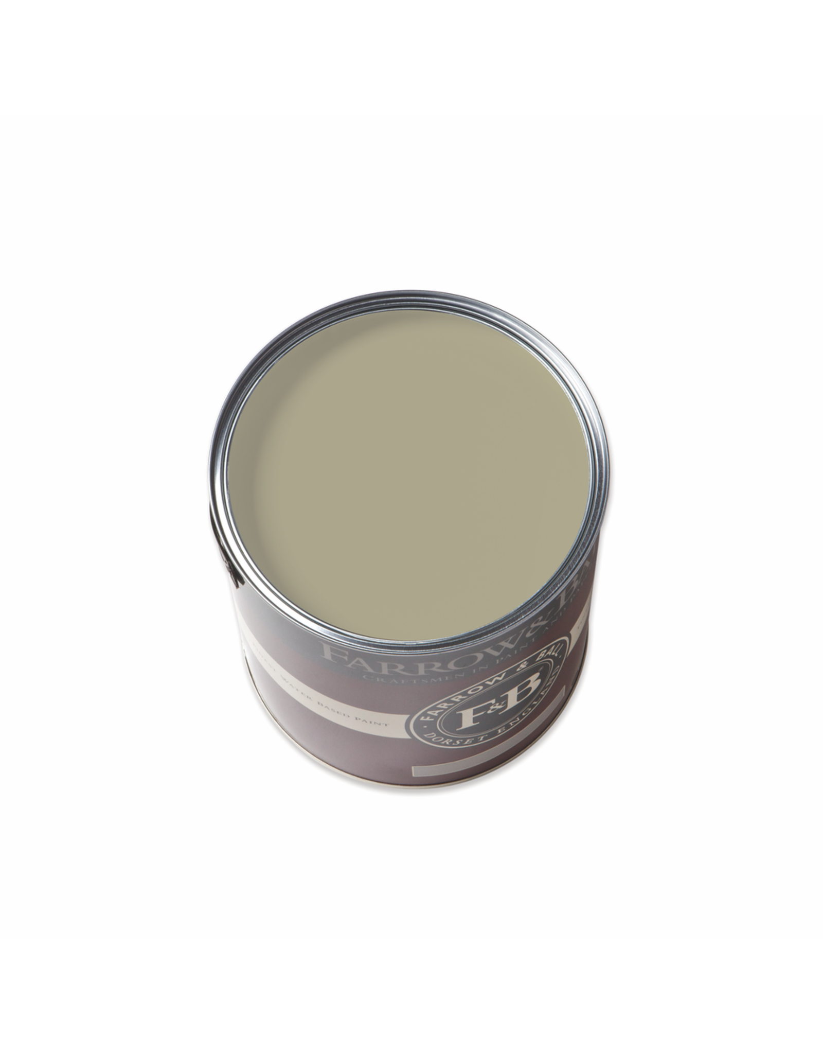 Farrow and Ball Gallon Modern Emulsion Stone White No. 11