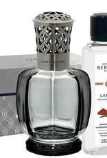 Lampe Berger Lampe Berger Belle Epoque GIft Set Grey + 250 ml Sandalwood