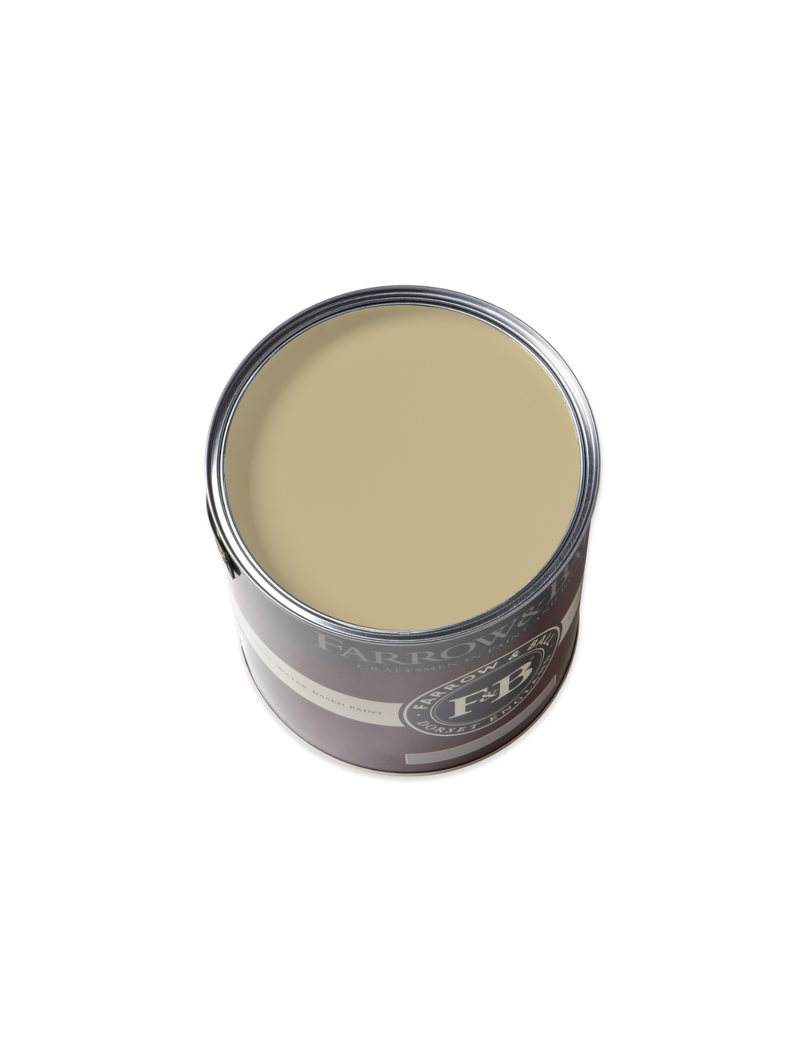 Farrow and Ball Gallon Modern Emulsion Hay No. 37