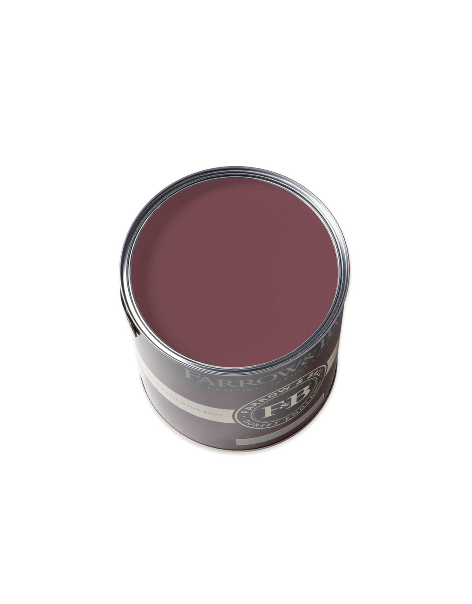 Farrow and Ball Gallon Modern Emulsion Eating Room Red No. 43