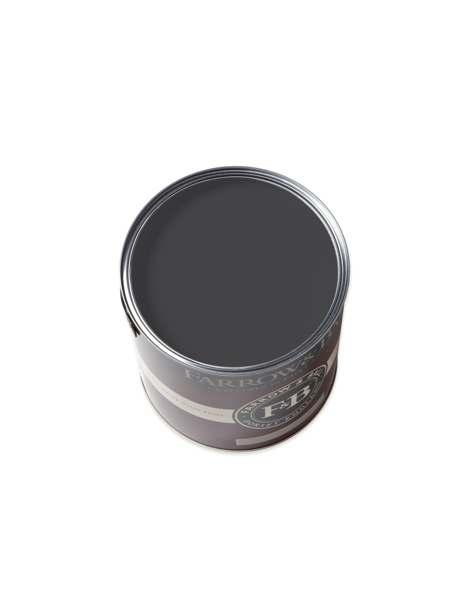 Farrow and Ball Gallon Modern Emulsion Off-Black No 57