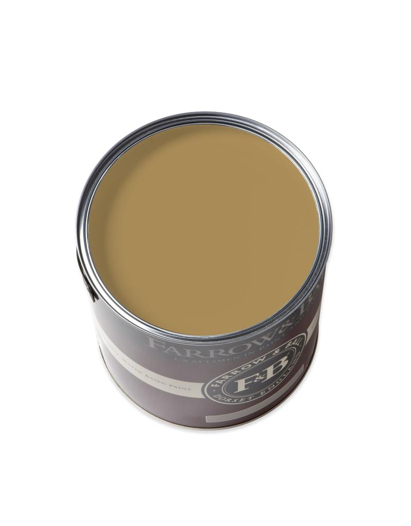 Farrow and Ball Gallon Modern Emulsion India Yellow No. 66