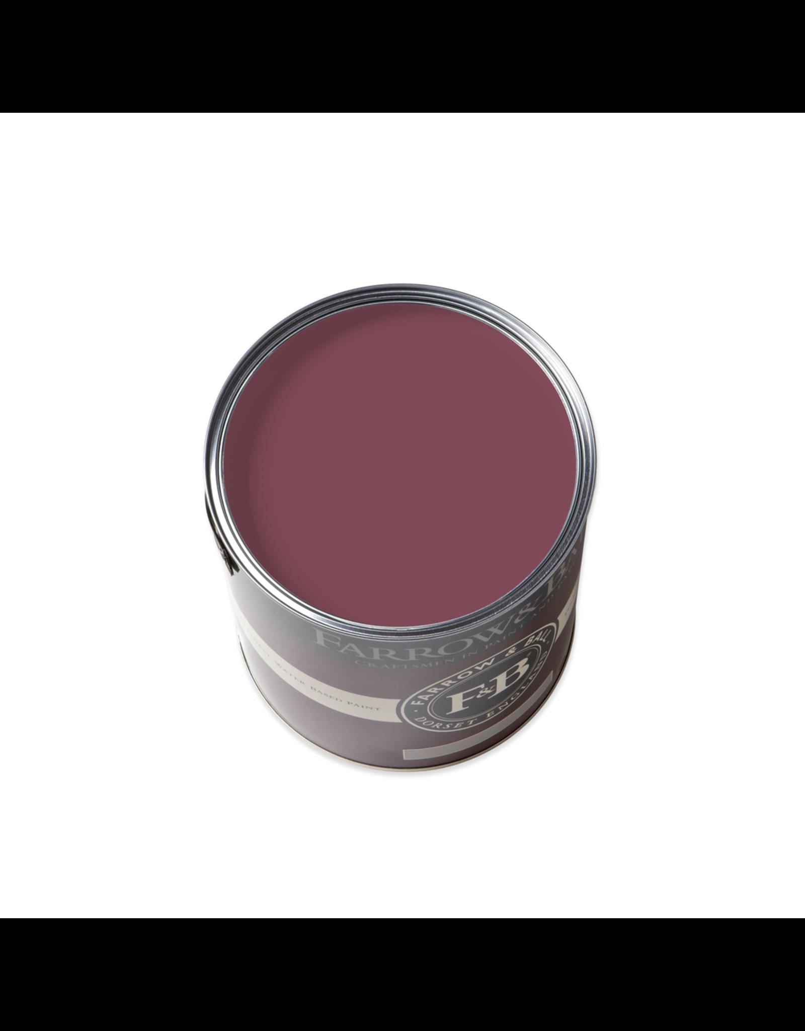 Farrow and Ball Gallon Modern Emulsion Radicchio No 96