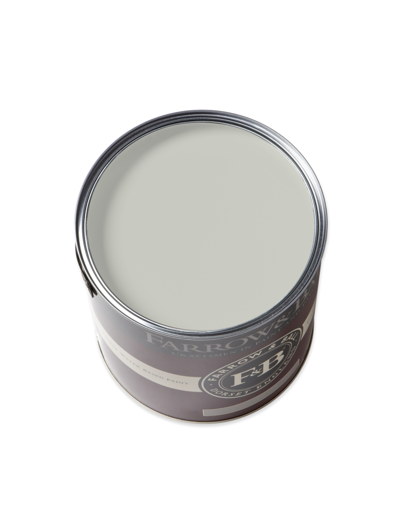 Farrow and Ball Gallon Modern Emulsion Pale Powder No.204