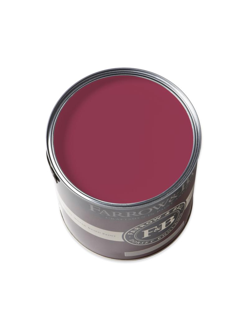 Farrow and Ball Gallon Modern Emulsion Rectory Red No 217