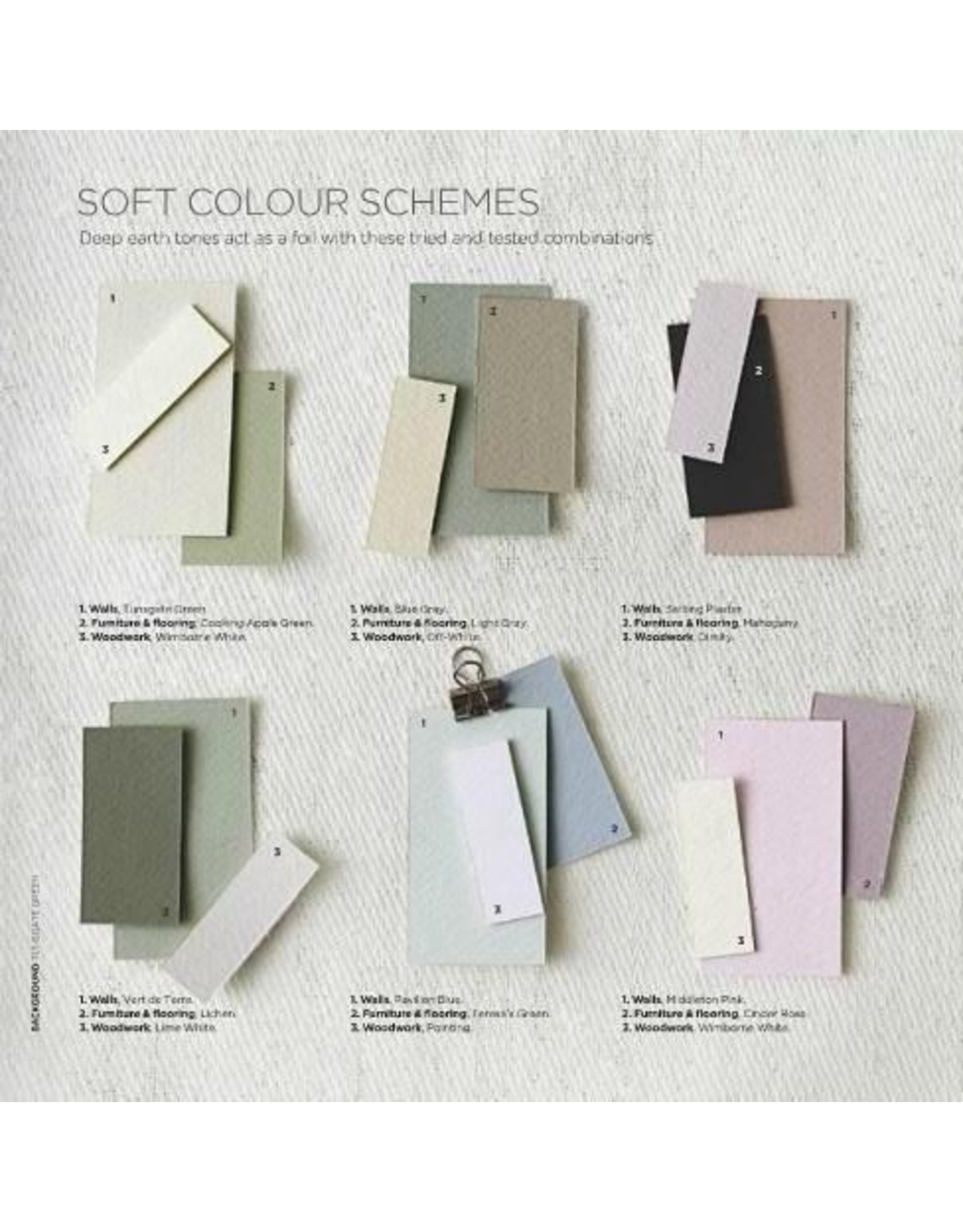 Bespoke In Home Colour Consultation