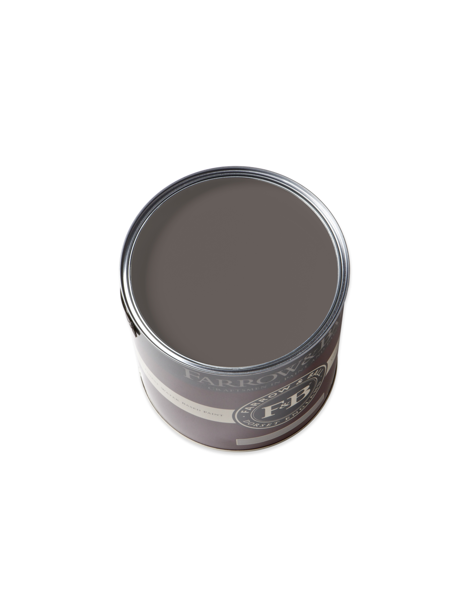 Farrow and Ball Gallon Modern Emulsion London Clay No. 244