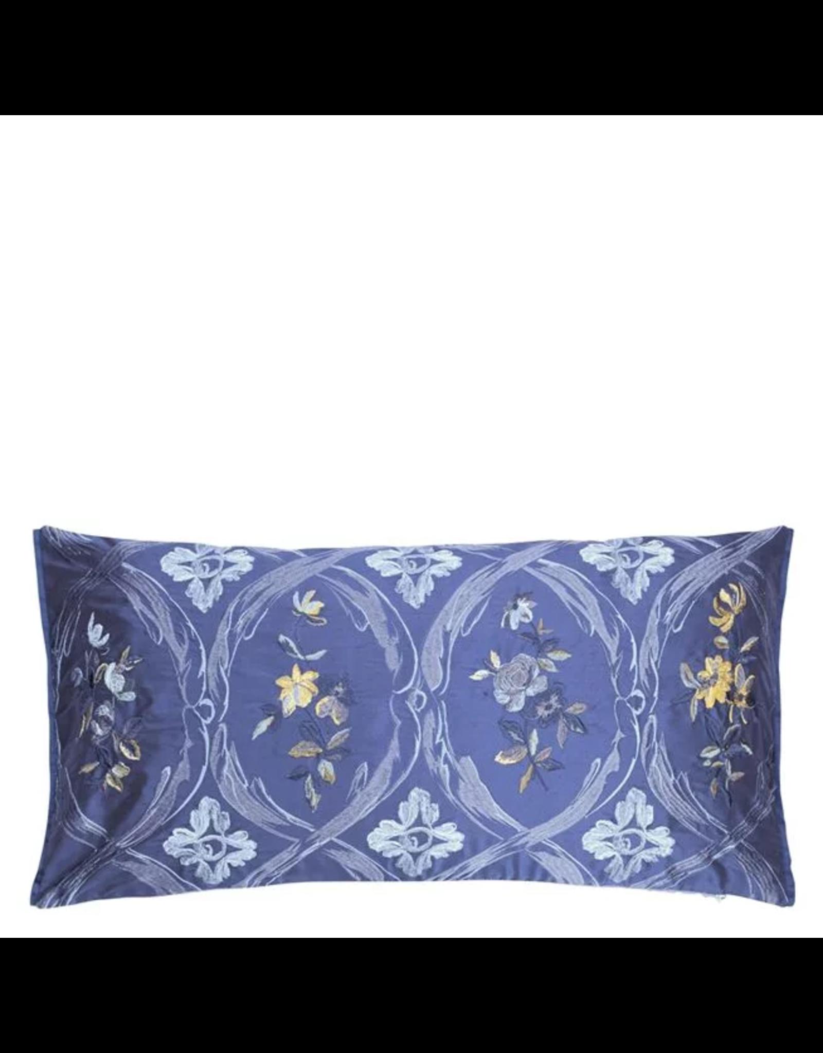 Designer's Guild Designer's Guild Sapphire Embroidered Cushion