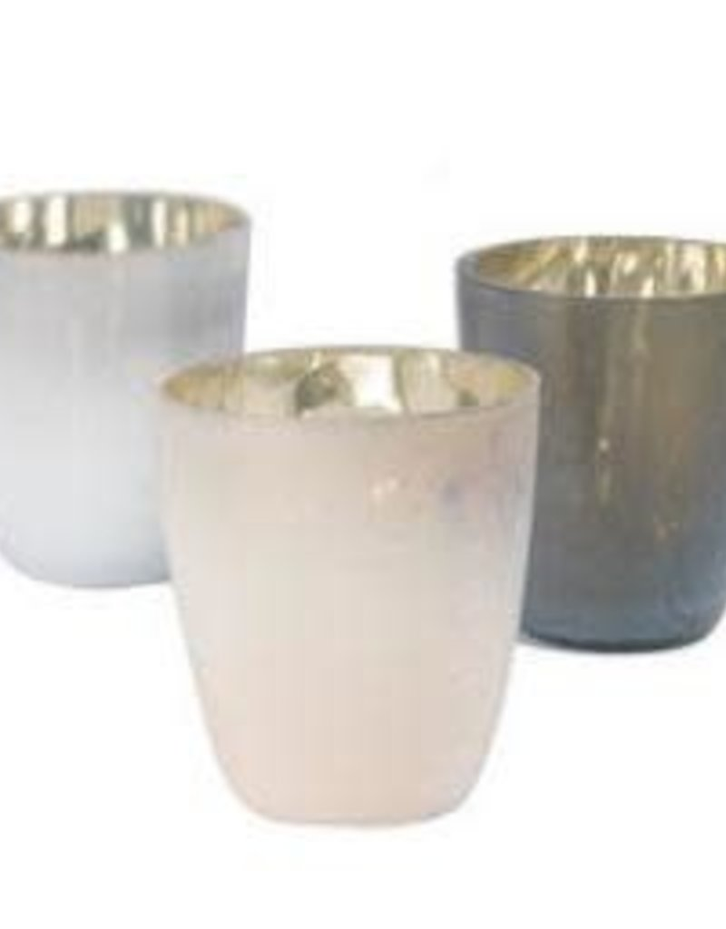 Mineral Tea Light Holder