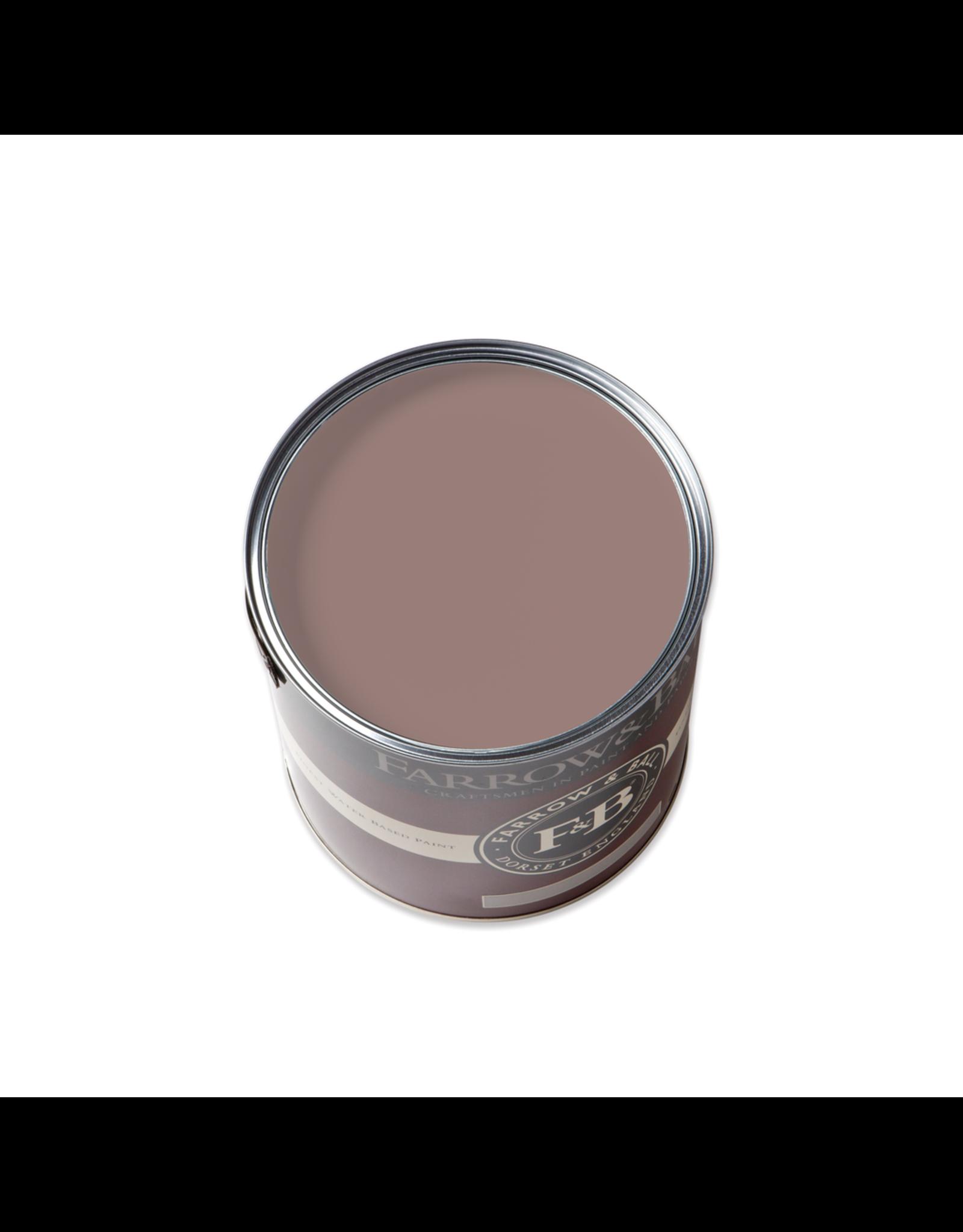 Farrow and Ball Gallon Modern Emulsion Sulking Room Pink No.295