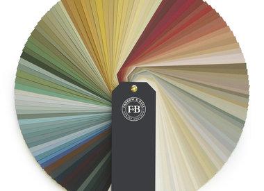 Farrow & Ball Paint Colours