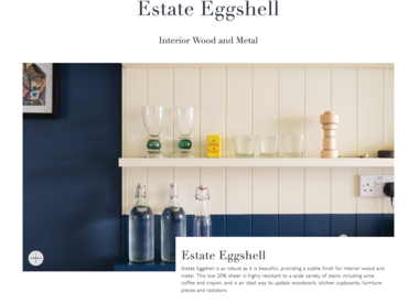 Estate Eggshell