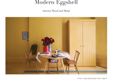 Modern Eggshell