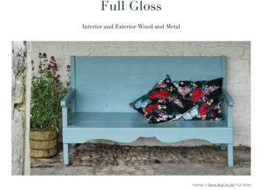 Full Gloss Interior / Exterior