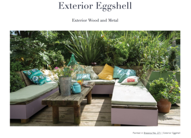 Exterior Eggshell