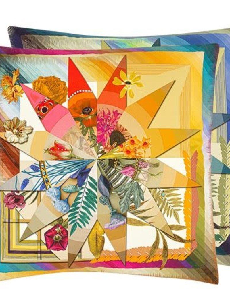 Designer's Guild Botanic Rainbow Multicolore DG Cushion