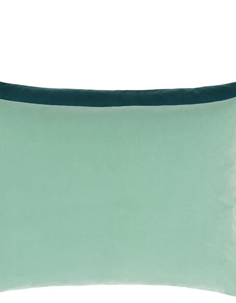 Designer's Guild Cassia Celadon & Mist DG Cushion
