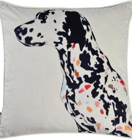 """renwill Pongo 20""""W X 20"""" W Cushion with feather filler"""