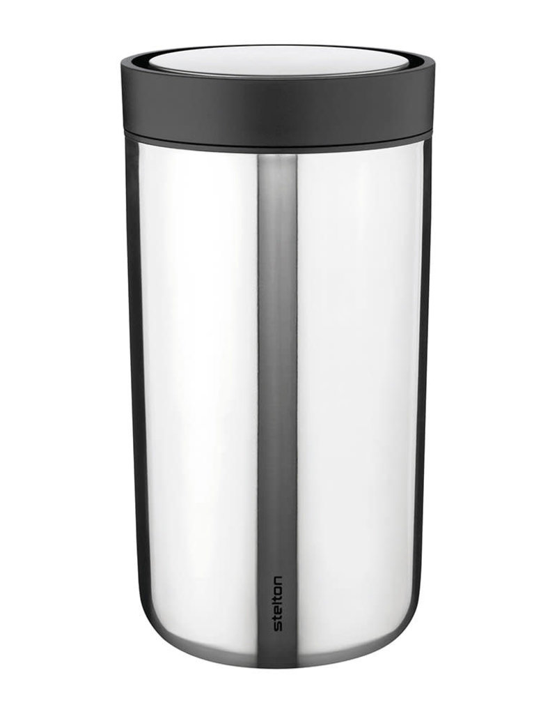 Stelton Stelton to go click cups stainless