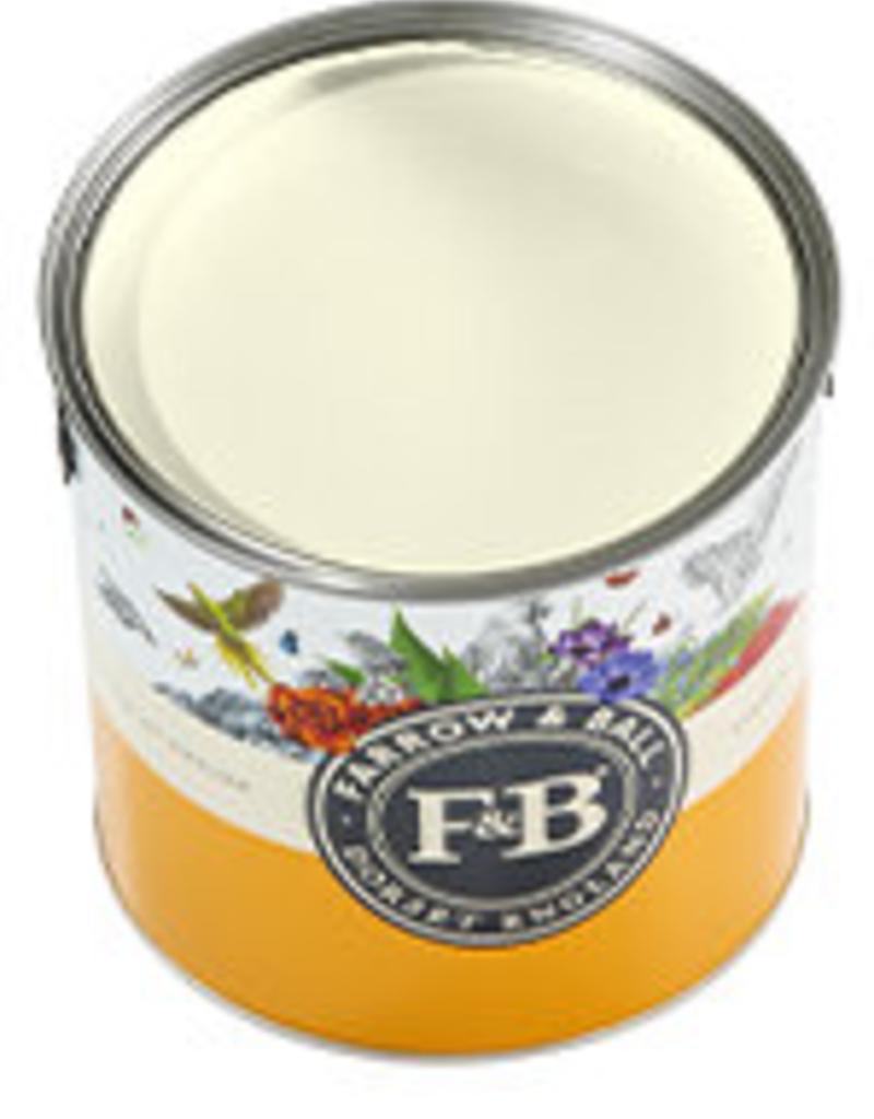 Farrow and Ball US Gallon Modern Eggshell NHM Snow White No.W1