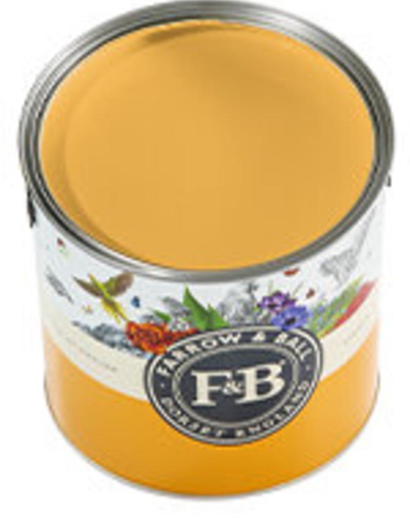 Farrow and Ball US Gallon Modern Eggshell NHM Dutch Orange No.W76